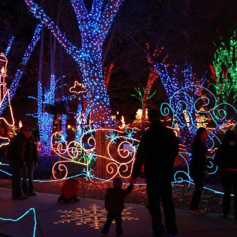 third thursday visit bakersfield - Bakersfield Christmas Town