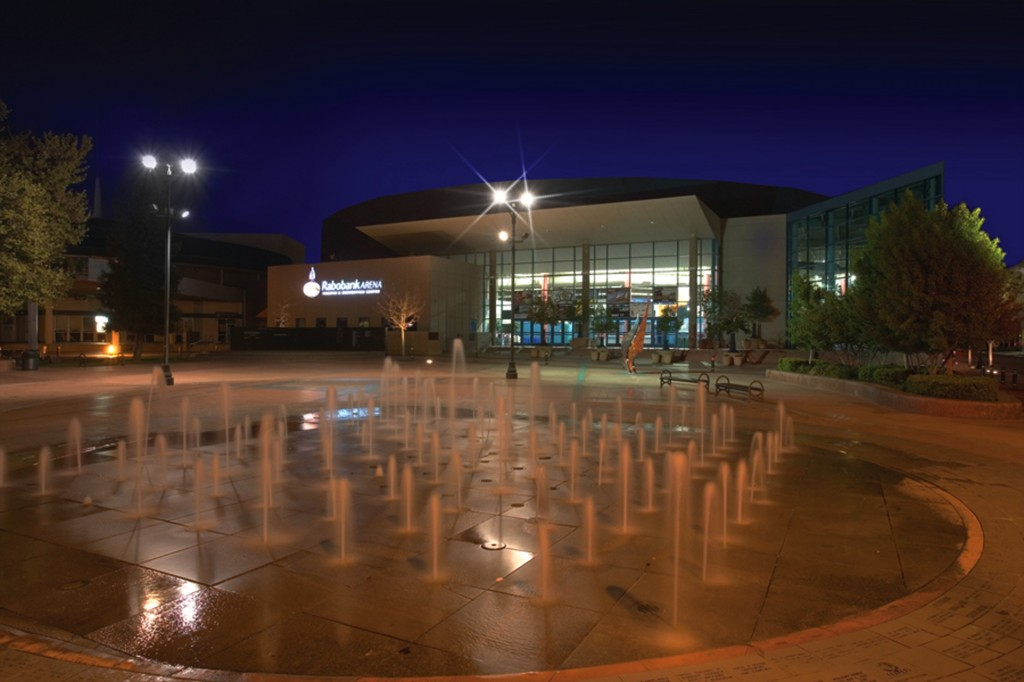 Rabobank Arena, Theater, and Convention Center