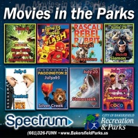 Summer Movies in the Parks