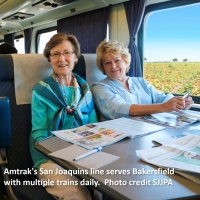 Amtrak Prepares for Increased Thanksgiving Travel