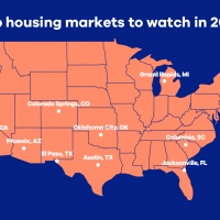 Bakersfield is the fourth top housing market to watch in 2019