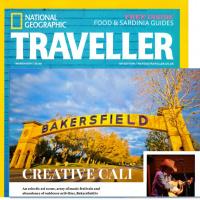 Bakersfield Spotlighted in U.K. Travel Magazine