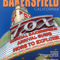 Bakersfield Arrival Guide Wins Award