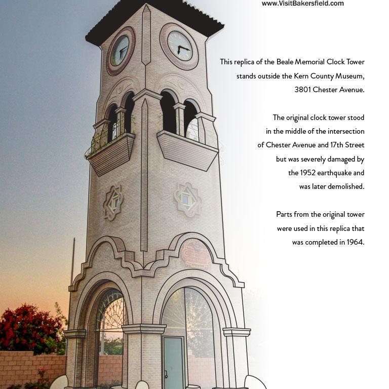 Visit Bakersfield Coloring Book Contest Week Six
