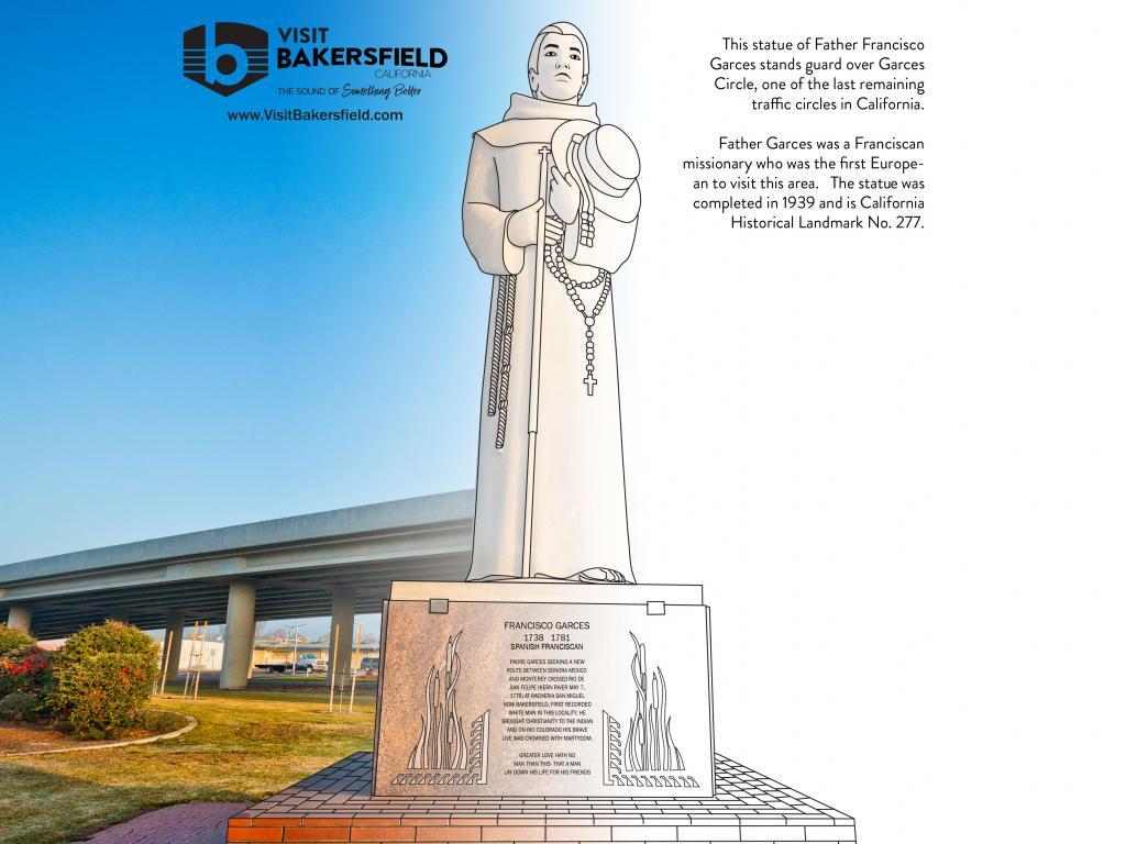 Visit Bakersfield Coloring Book Contest Week Seven
